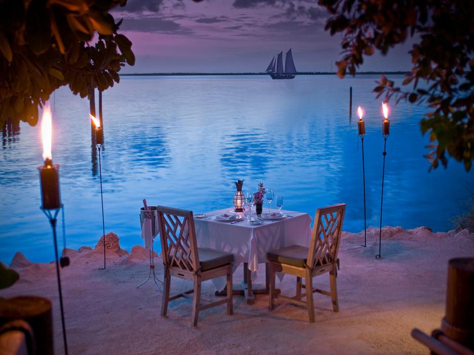 Little Palm Beach Dinner